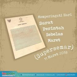 20 Supersemar