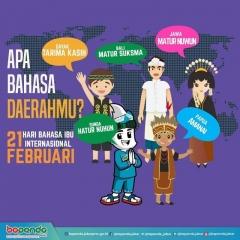 123 Hari Bahasa