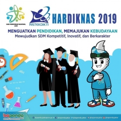 152 Hari Pendidikan Nasional 2019