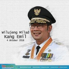 92 Milad Ridwan Kamil