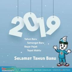 108 Selamat Tahun Baru