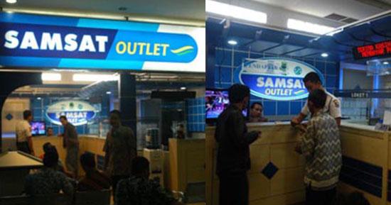 Samsat-Corner