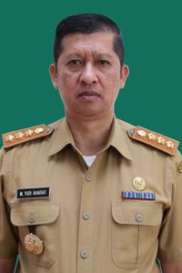 Mohamad Yudi Ahadiat, SH
