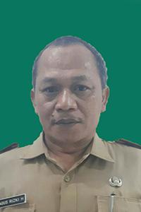 Agus Rizki Hidayat S.Sos., M.M