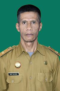 Asep Rahmat, S.IP