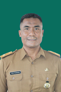 H. DEDE RUSNAWAN, S.PD, M.Si