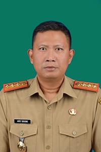 Drs. Agus Sugiono, M.Si