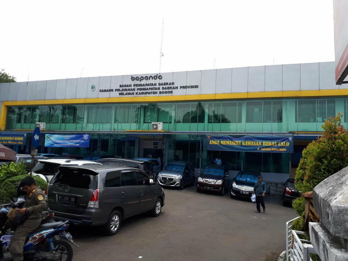 CPPD Kabupaten Bogor - BAPENDA JABAR