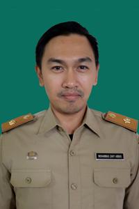 Mohammad Zaky Abbas, S.IP, MH
