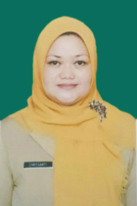 Raden Ajeng Chrysanti, S.Sos