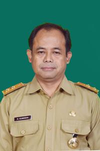 Raden Gumiwan, S.IP, MM