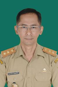 Drs. ANTON SUWARDI, M.Si.