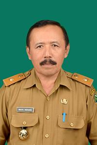H. WAHYU WIBISANA, S.IP