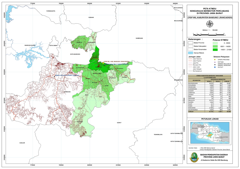Peta-KTMDU-Cabang-Kabupaten-Bandung-I-Rancaekek - BAPENDA ...
