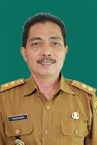 H. Dadang, S.E., M.M