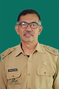 Erwin Setiawan, B.Sc.F