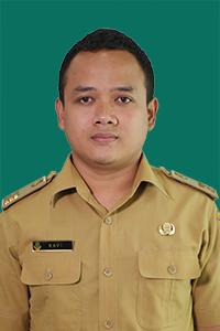 Ravi Wisesha, S.I.P., M.Ap