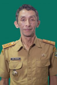 Raden Beni Ridwan, S.T.P., M.M