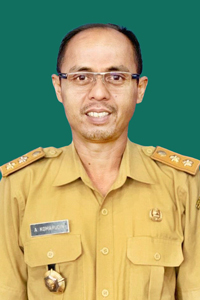Achmad Komarudin, S.Sos., M.Si