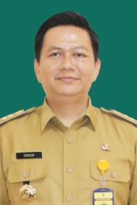 Sonson Sonjaya Wardhana, S.Sos., M.Si