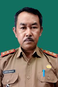 Adang Surahmin, A.KS., M.M
