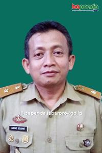 Ahmad Solihat, S.Sos., M.M