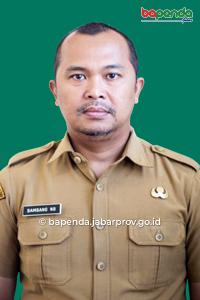 Bambang Nugraha Bahariamsyah, S.AP., MM