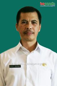 Cecep Rohimat, S.E
