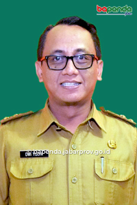 H. Dwi Yudhi Ginanto Rahman, SP., M.A.P