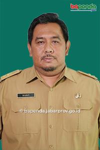 Dany Effendi Hidayat, S.T., M.A.P