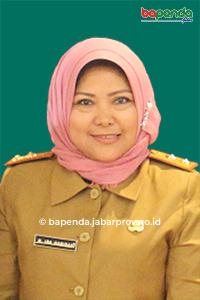 Hj. N. Ida Hamidah, S.E., M.Si