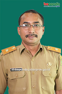 Wawan Sudrajat, S.Sos., M.Si