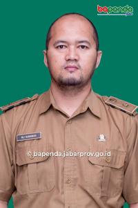 Ali Gunawan, S.Pi., M.Si