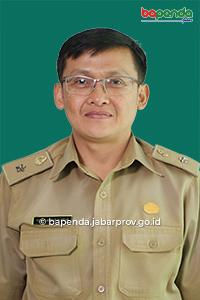 Yuyus Ahmad Yusran, S.S., M.T